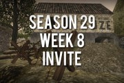 Season 29 - Week 8 - Invite